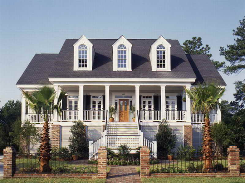 Southern Cape Cod Style House Plans Craftsman Style Homes