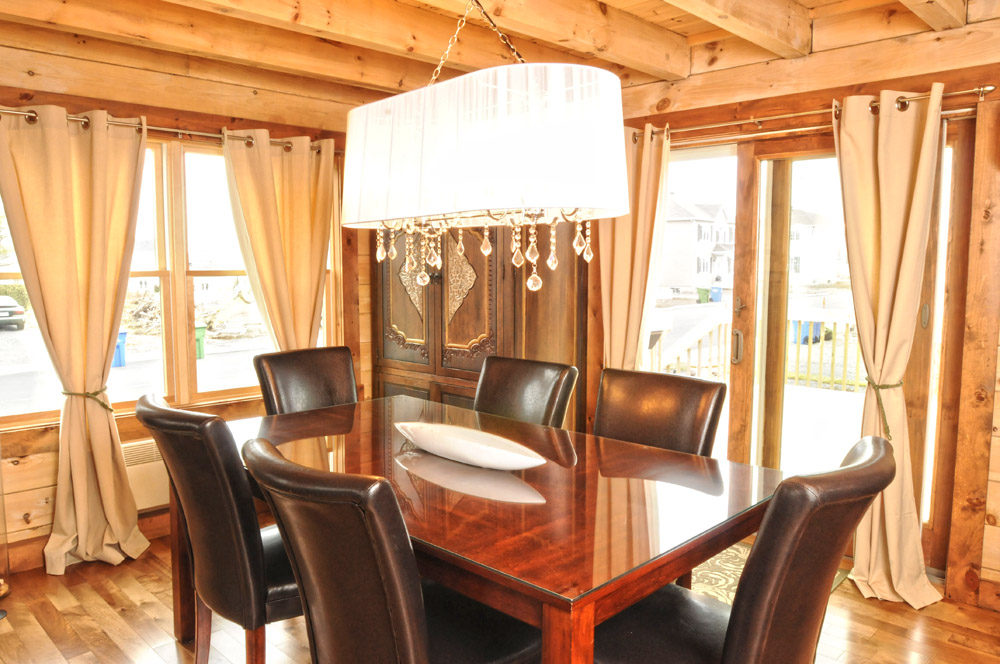 Log home dining room light cabin lighting ideas modern for Log cabin chandeliers