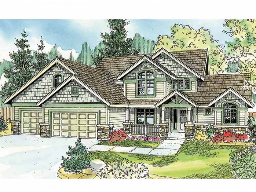 1929 craftsman bungalow floor plans craftsman bungalow for Eplans craftsman bungalow 11192