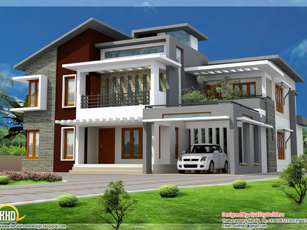 Modern Style House Design Modern House Plans and Designs