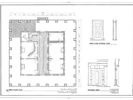 Southern Plantation House Floor Plans Home Design Inmyclan