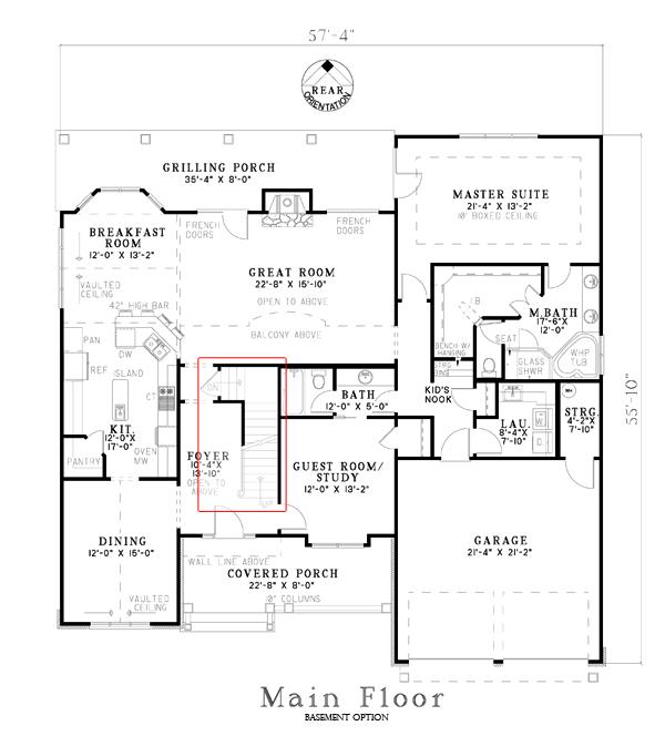 Tiny arts and crafts bungalow arts and crafts bungalow for Arts and crafts floor plans