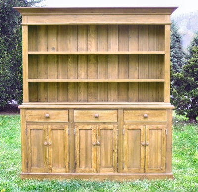 Antique Oak Buffet With Mirror Antique English Buffet With