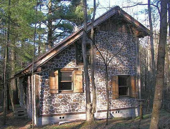 Cordwood Cabin Plans Building a Cordwood Cabin