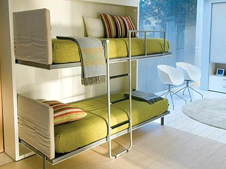 Wall Fold Up Bunk Beds Fold Out Bunk Bed