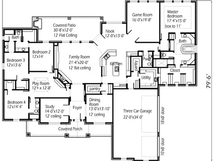 I Love This Plan Single Story House I Really Love This Post