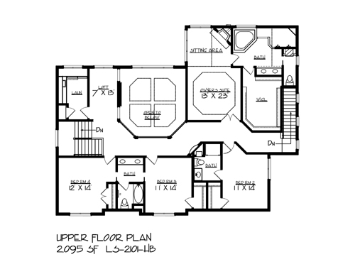 Lake house floor plan lakefront house plans lakehouse for Lakefront home floor plans