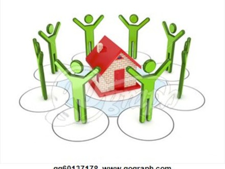 Cute House Clip Art Fun Houses Clip Art Cute