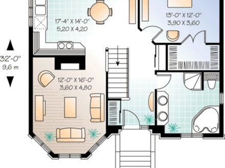 Compact House Plans Small House Design Plans