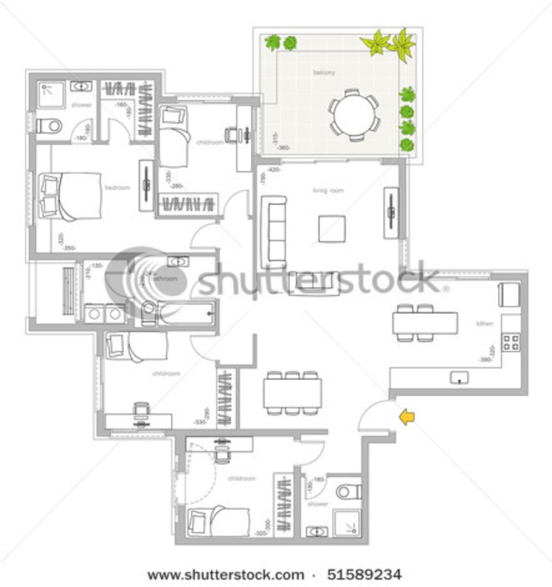 Contemporary Home Plans Flat Roof Flat Design Plans