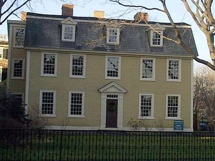 New England Colonial Architecture Houses New England Colonial Towns