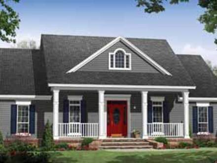 Small Country House Plans with Porches Small Cottage House Plans