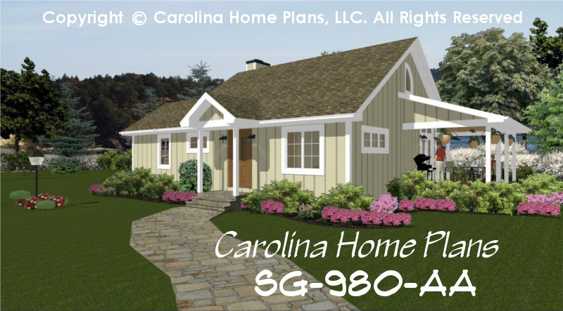 Small Cottage House Plans One Story Simple Small House Floor Plans