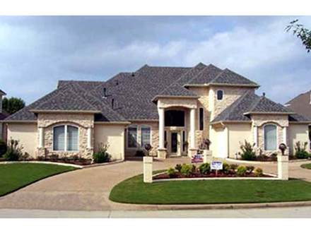 One Story Mediterranean House Plans Home Mediterranean House Plans