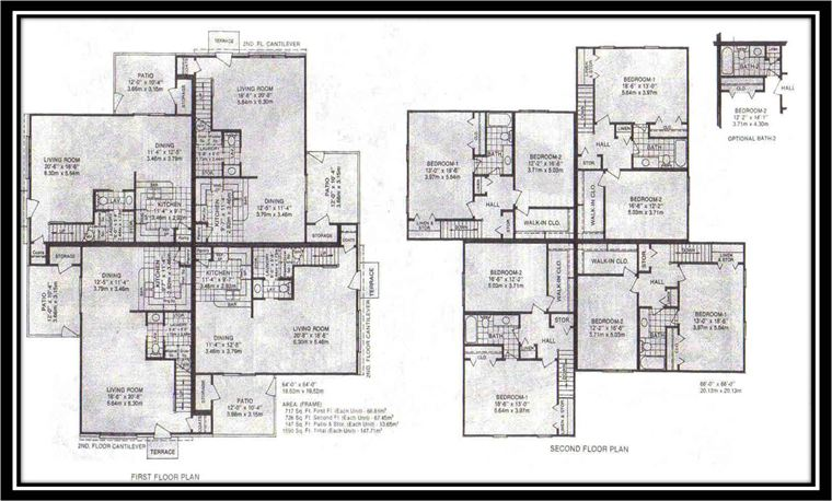 8 Plex Apartment Floor Plans Theatres Kahala 8 Plex 4