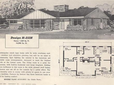 1950 house designs 1950 style home plans 1950s home plans for 1950 s house plans