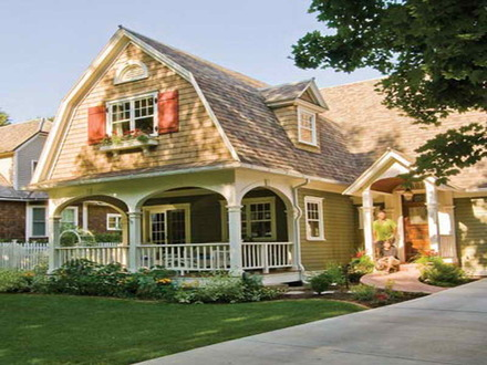 Dutch Colonial House Plans The advantages and Disadvantages of Dutch Gambrel House Plans