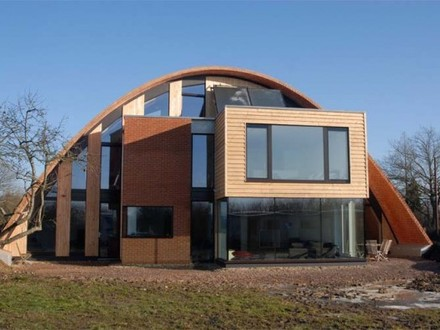 Eco-Friendly Car Eco Friendly House Design