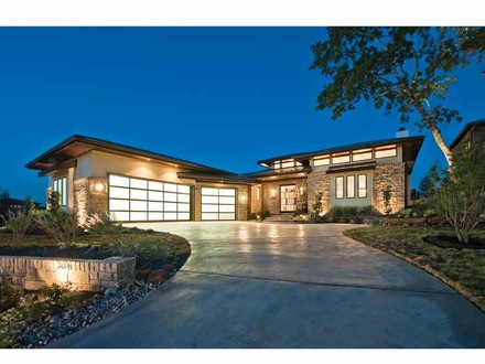Contemporary Ranch House Exteriors Contemporary Ranch Style House Plans