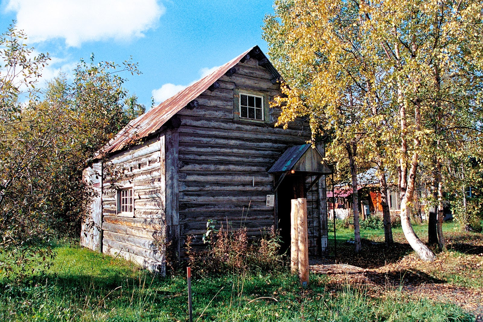Log Cabin Kits Alaska Talkeetna Alaska Log Cabin 2 Story