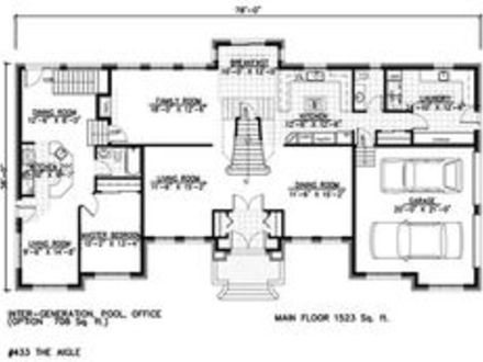 Rv garage with apartment plans rv garage with apartment for Mother in law garage plans