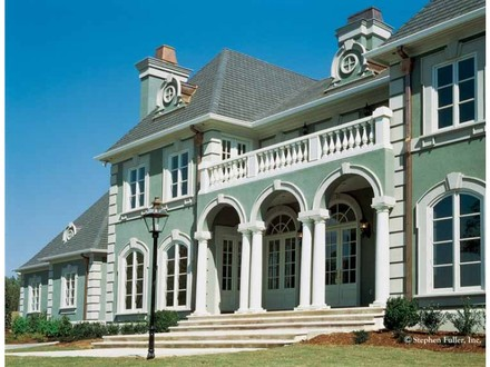 Neoclassical Style House Neoclassical Home Plans