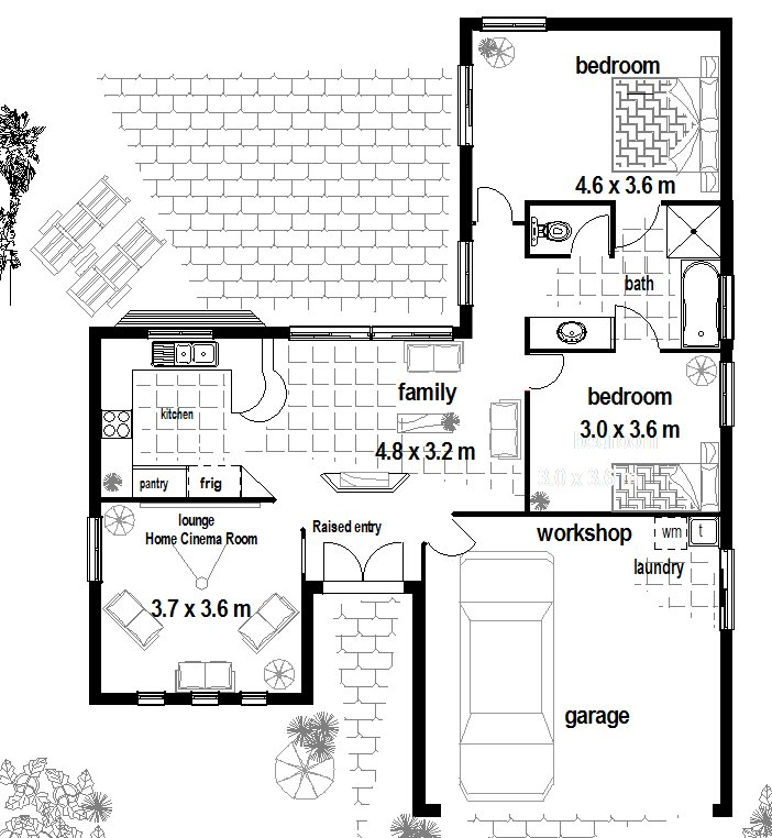 Real Estate Floor Plans Real Estate Office Plan