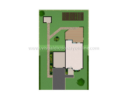 House Site Plan Landscape Site Plan