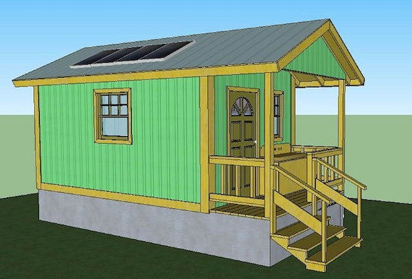 200 Sq FT Room 200 Sq FT Tiny House Floor Plans