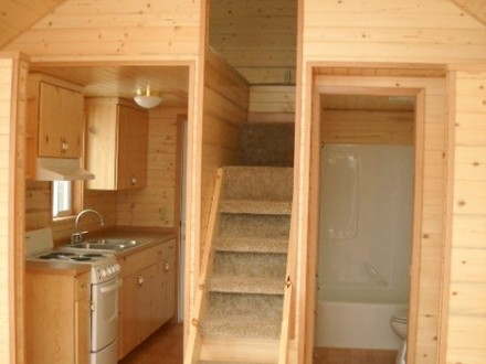 Tiny House Stairs Tiny House Stairs Plans