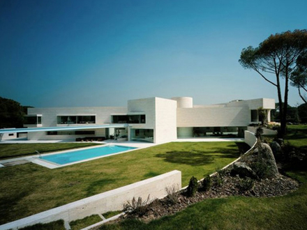 Spanish Modern Architecture House Modern House Design in Philippines