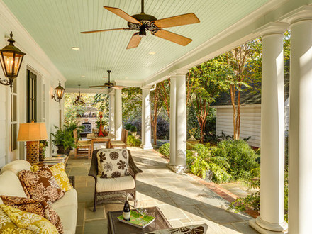 Beautiful southern home beautiful country homes classic for Southern style designs