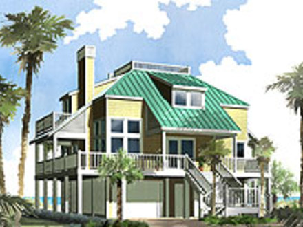 House Plans for Homes On Pilings Simple 5 Bedroom House Plans