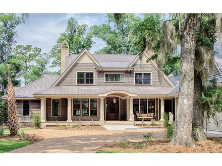 Low country cottage low country house plan victorian for Victoria magazine low country style