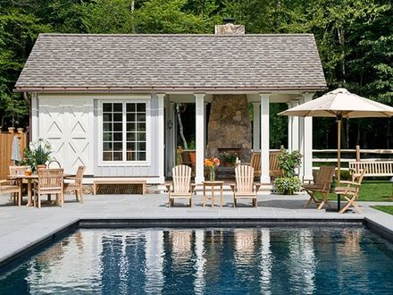 Small House Plans with Pools Modern Small House Plans
