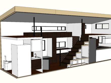Small Two Bedroom House Plans Tiny Home House Plans