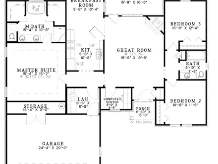 ranch floor plans with split bedrooms small bat house plans bat house plans blueprints house 27410