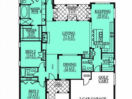 3 Bedroom 2 Bath House Plans 3 Bedroom 2 Bathroom House