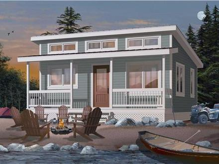 Small Vacation Home House Plans Small Vacation Home Plans