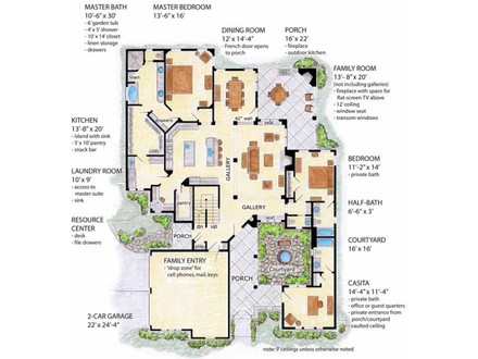 English Cottage House Plans Old English Cottage House Plans