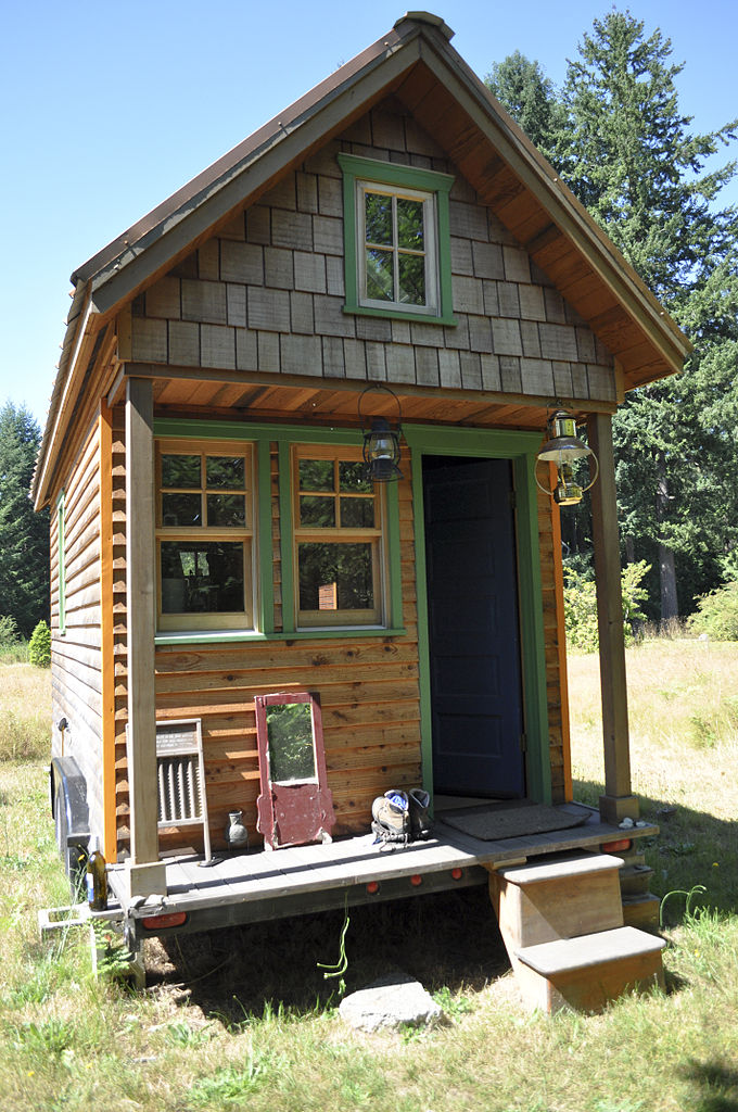 Underground tiny house movement tiny house movement very for Very small house plans free