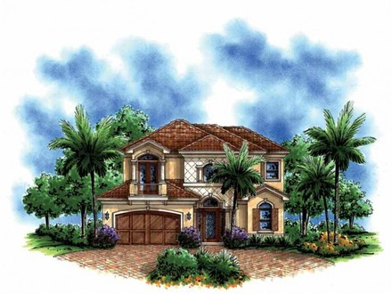 Modern Mediterranean House Plans Super Luxury Mediterranean House Plans