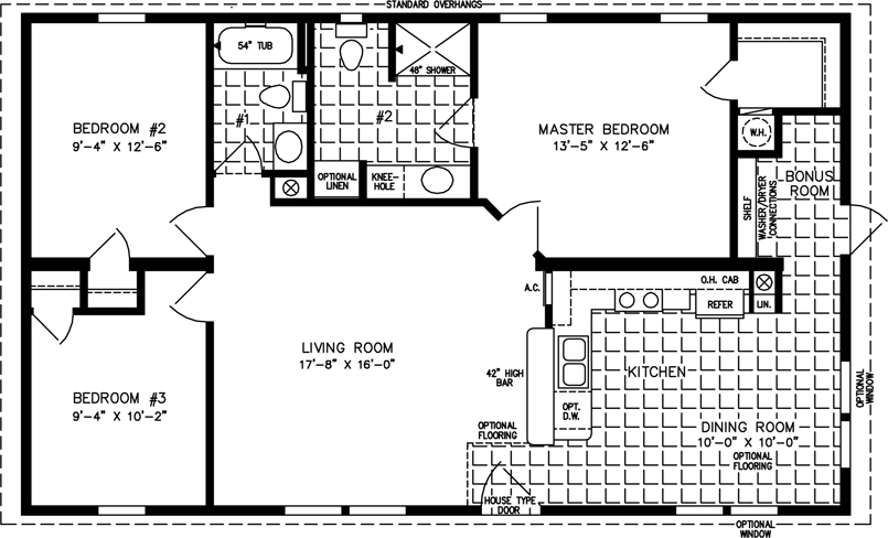 House Floor Plans Under 1000 Sq Ft 4 Bedroom House Floor Plans 1000 Sq Ft Floor Plans