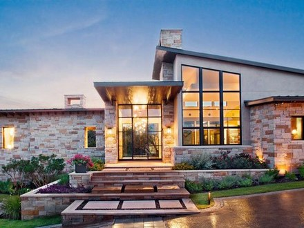 Texas Hill Country Design Texas Hill Country Modern Home Designs