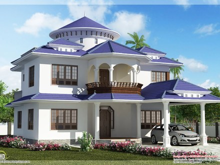 Flat Roof House Plans Designs Contemporary House Plans: good house designs in india
