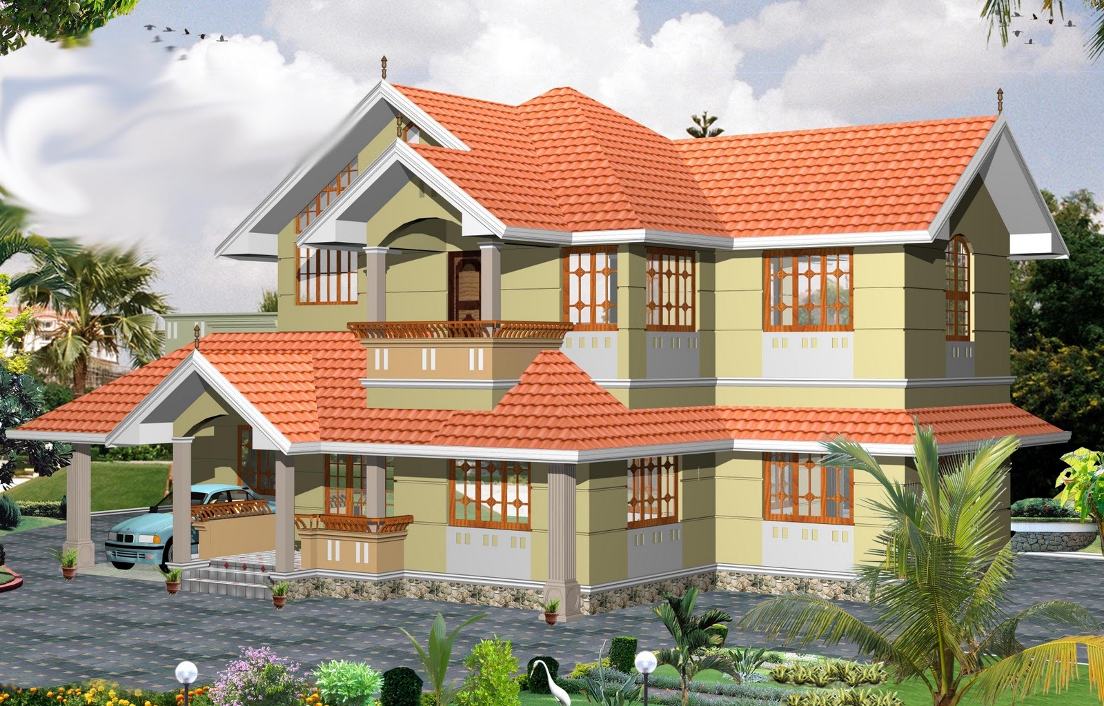 Traditional House Plans House Plans Kerala Home Design