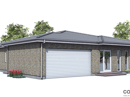 Small Lot House Plans Sloping Lot House Plans House