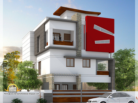 Modern Japanese House Design 3 Storey House Design