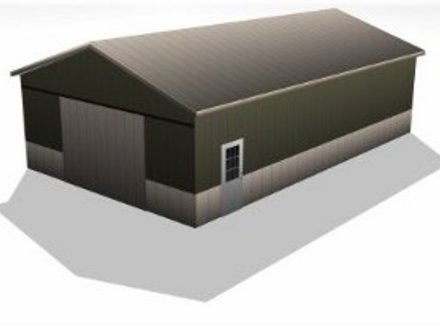 Pole Barn Building Plans
