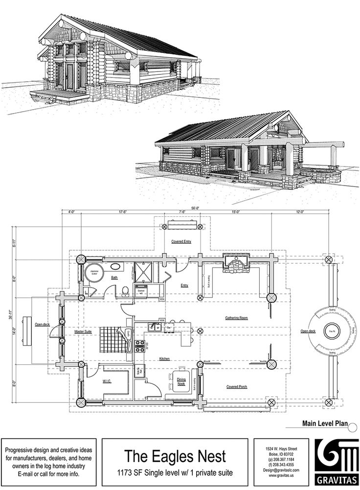 Cottage house plans one story one story cabin floor plans for One floor cottage house plans